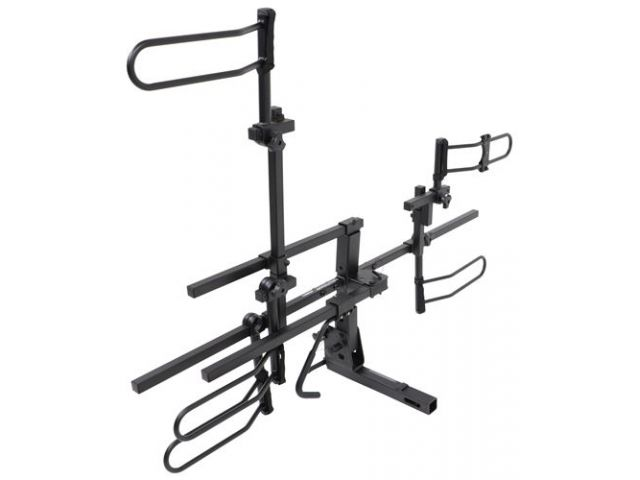 Bike Rack for 1 Trike or Recumbent and 1 Bike