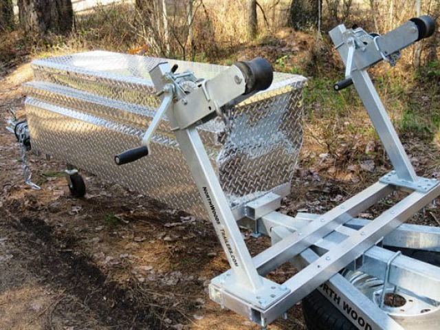 Double Winch Stand 43