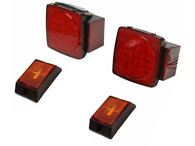 Upgrade LED Tail and Marker Lights